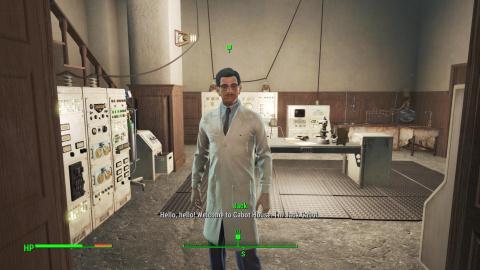 Fallout 4 : terminé sans le moindre meurtre !