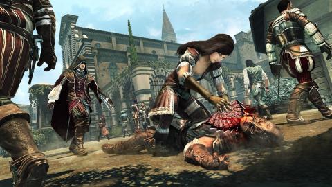 Le premier jeu Assassin's Creed aurait dû proposer un mode multijoueur