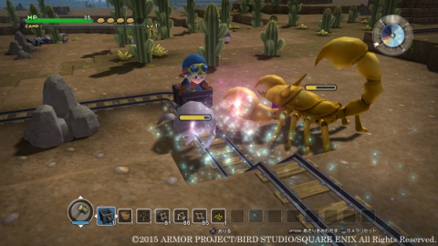 Dragon Quest Builders livre de nouveaux détails