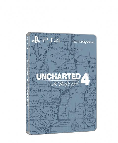 Uncharted 4 : Une nouvelle édition spéciale