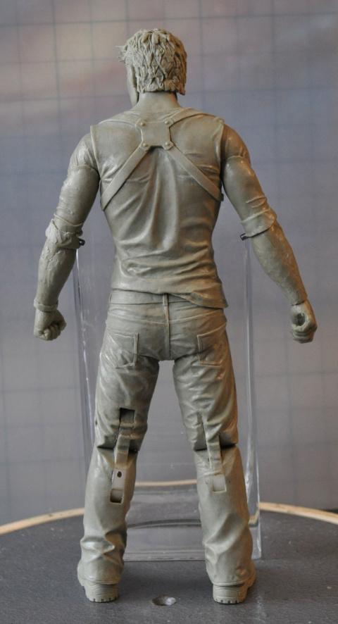 Uncharted 4 : Nathan Drake tease sa nouvelle figurine !