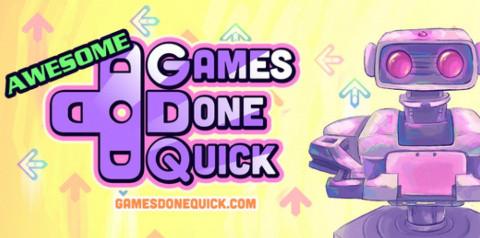 L'AGDQ à suivre sur Gaming Live dès 17 heures