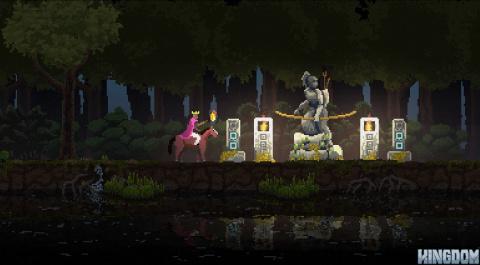 Kingdom : Two Crowns débarquera également sur nos mobiles