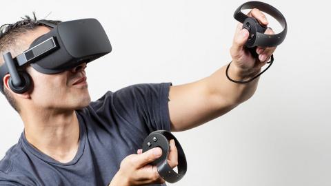 Réalité Virtuelle : L'Oculus Touch aura du retard !