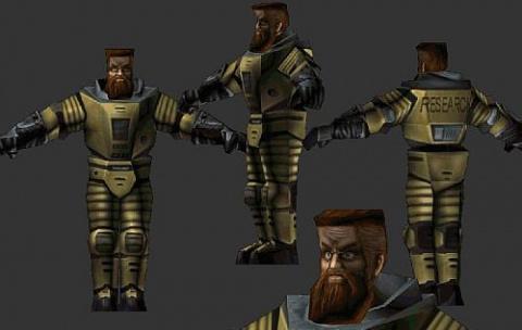 Half-Life à l'E3 '97 : Personne ne s'aperçoit de rien…