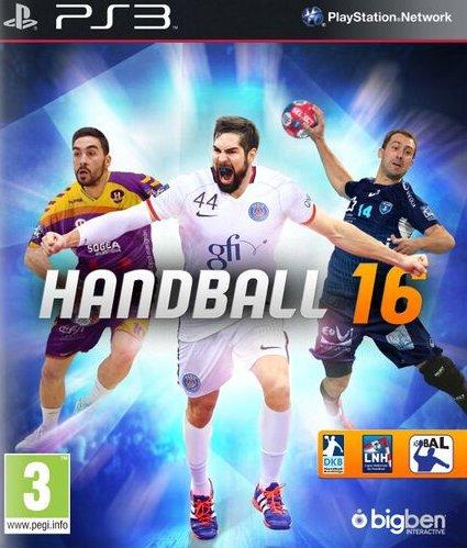 Handball 16 sur PS3