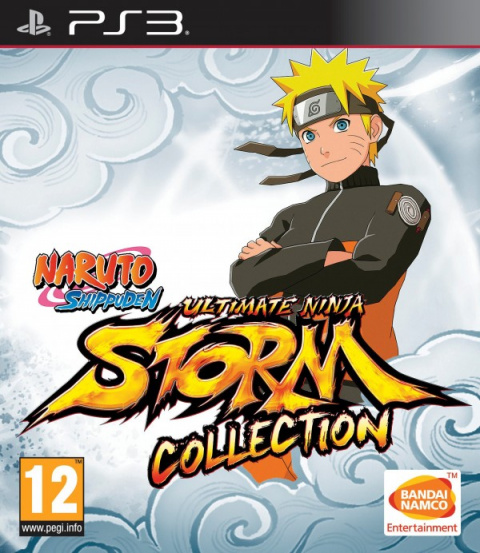 Naruto Shippuden : Ultimate Ninja Storm Collection sur PS3