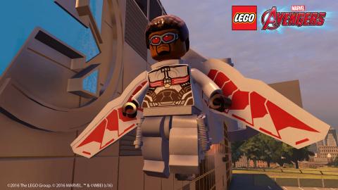 Du contenu gratuit Civil War et Ant-Man pour Lego Marvel Avengers