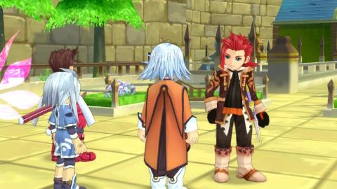 Jaquette de Tales Of Symphonia HD : La version PC bientôt disponible