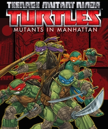 Teenage Mutant Ninja Turtles : Des Mutants à Manhattan sur PS3