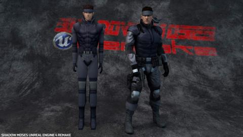 Le remake amateur de Metal Gear Solid s'offre un trailer !