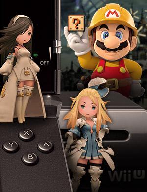 Au Pays de Nintendo : Du J-RPG à la pelle et du StarFox Zero