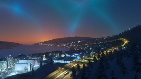 Cities Skylines : un grand jeu de gestion dans la poche ? - gamescom 2018