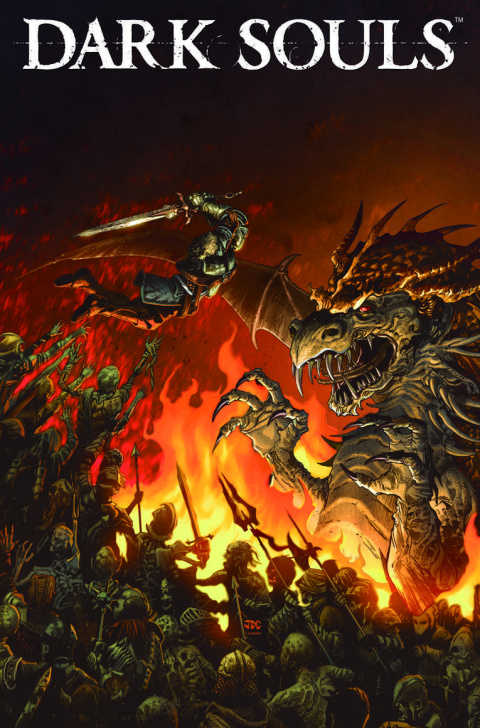 Dark Souls est adapté en comics