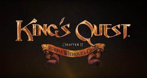 King's Quest Chapitre 2 : La Très Grande Evasion