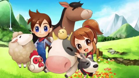 Jaquette de Harvest Moon : Seeds of Memories - Retour virtuel à la terre