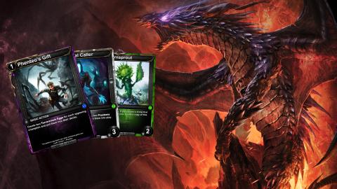 Jaquette de HEX : Shards of Fate, quand le jeu de cartes rencontre le RPG sur PC