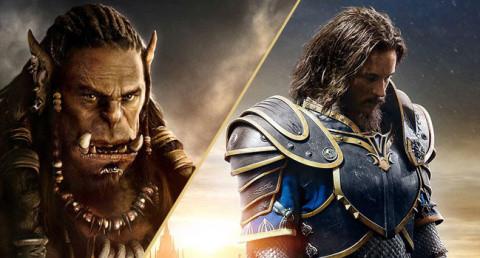Jaquette de Nouveau spot TV pour le film Warcraft