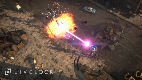 Livelock : Le nouveau shooter futuriste de Tuque Games