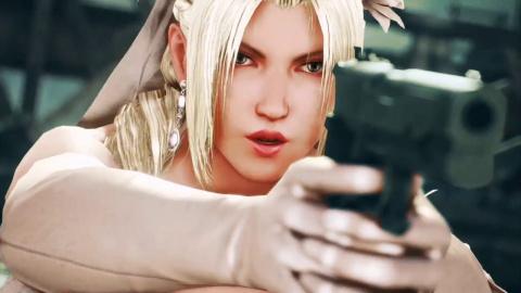 Nina rejoint Tekken 7 : Fated Retribution