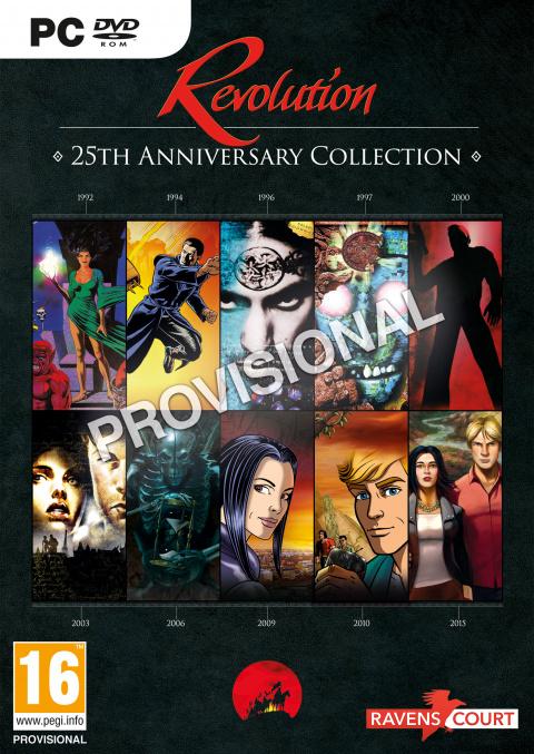 Revolution : Collection 25ème Anniversaire sur PC
