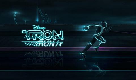 TRON RUN/r sur ONE