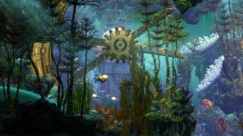 Song of the Deep - L'onirisme aquatique : E3 2016