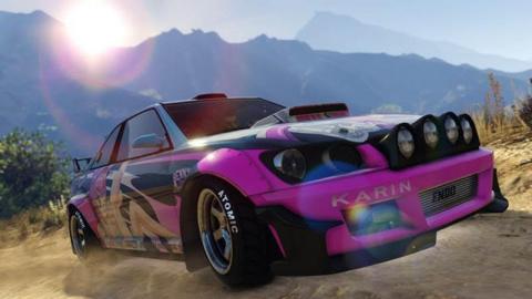 """GTA Online : Le mode """"Capture d'ozone"""" et de nouvelles sportives 1454011775-8713-photo"""