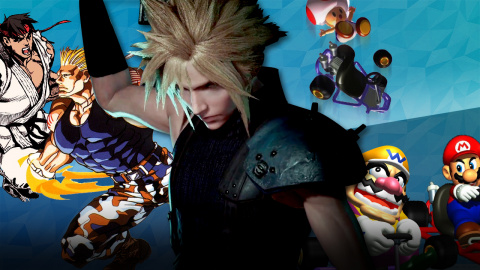 Dans le Rétro : Final Fantasy 7 Remake, 25 ans de Street Fighter II...