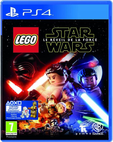 Lego star wars le r veil de la force sur playstation 4 - Jeux de lego sur jeux info ...