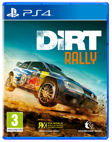 DiRT Rally sur PS4