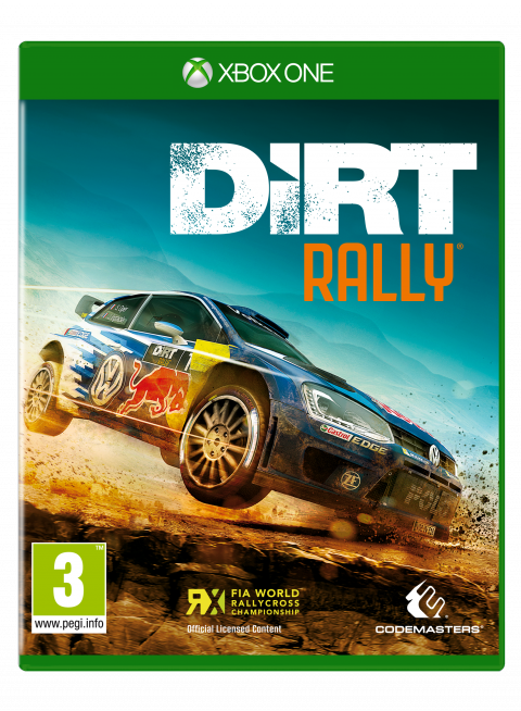 DiRT Rally sur ONE