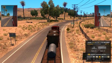 American Truck Simulator : On the Road Again !