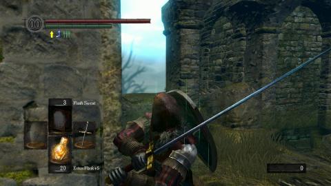 Dark Souls ou la narration par les détails