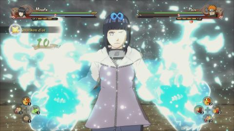 Naruto Shippuden Ultimate Ninja Storm 4,  la grosse claque