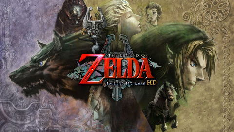 Jaquette de The Legend of Zelda : Twilight Princess HD - Plus ténébreux que jamais sur WiiU