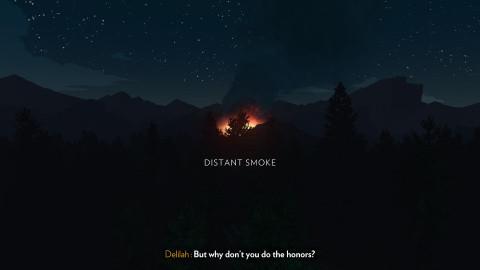 Firewatch : Un vrai coup de coeur, intelligent et sans concession !