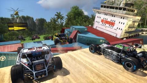 Soldes Ubisoft : Trackmania Turbo en réduction à -60%