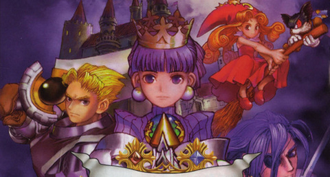 Oldies : Princess Crown sur Saturn
