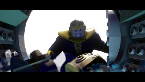 """LEGO Marvel's Avengers - Une aventure faite de """"briques"""" et de broc ?"""