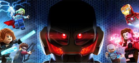"""Jaquette de LEGO Marvel's Avengers - Une aventure faite de """"briques"""" et de broc ?"""
