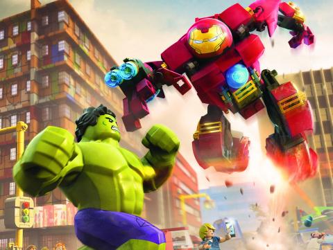 T l charger wiiu lego marvel s avengers eur hdd gratuit - Jeux de lego marvel gratuit ...