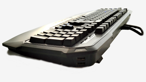 Test Roccat Ryos MK Pro : L'habit ne fait pas le clavier