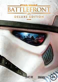 Star Wars Battlefront édition Deluxe sur PS4