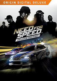 Need for Speed Edition Deluxe