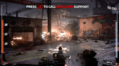 Les créateurs de Hatred sur un jeu anti-Daesh
