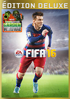 FIFA 16 Edition Deluxe sur ONE