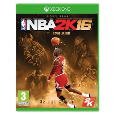 NBA 2K16 Édition spéciale Michael Jordan sur ONE