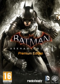 Batman Arkham Knight Edition Premium sur ONE