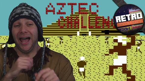 Retro découverte - Aztec Challenge